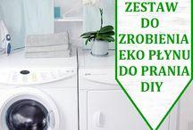 eko pranie i sprzątanie