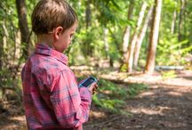 Nature Play & Technology Use