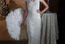vestidos de novia con flecos