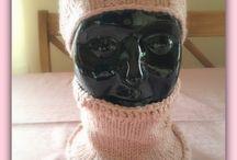 Proste robótki z włóczki / Drobne robótki z końcówek włóczki, które cieszą oko lub ogrzewają głowy ;)