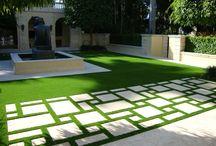 piso grama