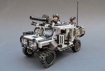 Lego Military / by Hot Legos