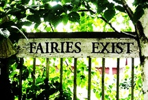 Free Spirited Faeries / I absolutely love faeries! I collect them... / by Stephanie Walls
