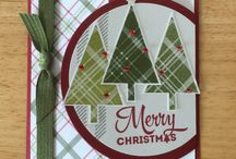 christmas tre cards