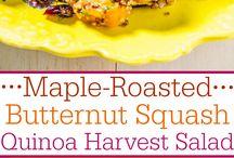 Vegan butternut squash