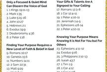 Bible study May