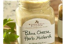 The Perfect Condiment / Great condiments for your favorite bread or to use in recipes. Really, the options are endless!