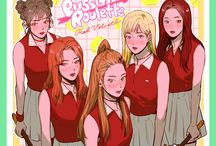Red Velvet Fanart