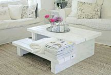 Pellet furniture