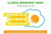 School Breakfast Campaign / Inspiration for Let's Do Breakfast, Oregon!