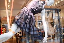 Window Dressing / Interesting pictures of windows dressing stores
