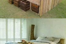 Pallets, Pallets, and more Pallets