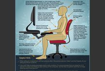Ergo Office Infographics / Ergo Office specialises in office furniture in New Zealand including bespoke furniture such as ergonomic chairs at the best prices. Visit us today!