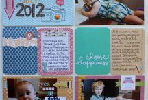 Project Life / Scrapbooking