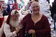 November Noel / It's Christmas in November here at the Pottery!