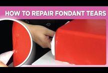 repairs to cakes