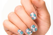 Nails by Jamberry through Ainee your independent nail artist / https:/joinup.jamberrynails.com.au