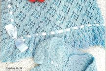 Baby Jacket & Cardigan Knitting Patterns