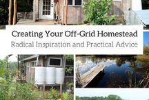 Off grid / Going off grid resources.