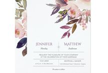 Stationery: Watercolours