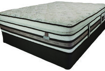 Twin Size Mattress ONLY / These twin mattress's are sold as mattress's only. Foundations can be purchased separately.