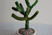 Stof kaktusser