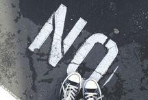 Grunge and vinyl