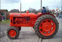 Traktorit Nuffield