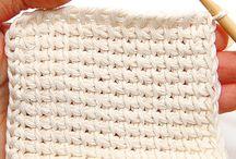 Tunissien crochet