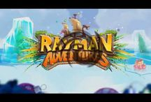 Rayman Games