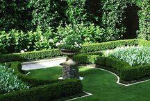 Garden circle
