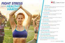 Stress controle