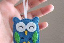 wool owl