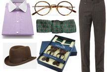 Boardwalk Empire inspiration / Get the Boardwalk Empire look with contemporary clothing
