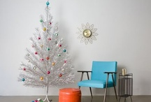 Retro Christmas / To me, Retro is more 50's, 60's and even some early 70's if it's not too fugly