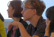 Student & Campus Life / Academics, Friendship, Community, Education.
