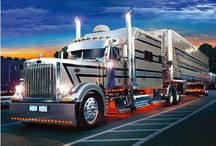 AWESOME TRUCKING / Places to visit!