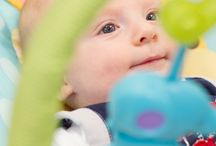 Infant Program / Our Infant Program guides your baby's early experiences toward a lifelong love of learning.