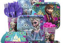 Taya 3rd birthday/ frozen&doc stuff