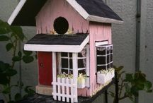 Birdhouses / by Shelly Vice