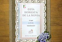 Guía Honesta de la Novia: Lo que tu boda necesita de ti ♡ / Sabes lo que tu boda realmente necesita de ti? Como mucha alegría les comparto el 1er. Libro en versión electrónica de Velo de Vainilla!  Lo puedes descargar hoy mismo y GRATIS. Solo debes suscribirte a la newsletter de Velo de Vainilla en-> http://www.velodevainilla.com/