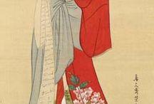ilustración Japonesa