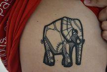 Tattoos / by Cade Baugh