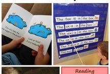 Teaching to read