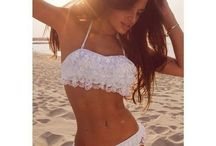 bathing suits / sometimes i like to scroll through and imagine a skinny me