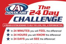Advocare:) / by Holly Hallstrom Pearson