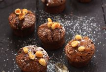 Gâteaux au chocolat / du chocolat