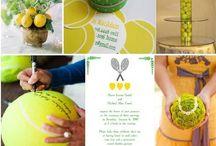 tennis 25 jarig jubileum