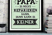 Papa sein