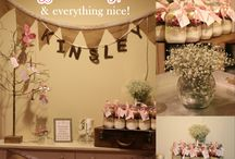 Sugar and Spice Baby Shower / by Charli Penn